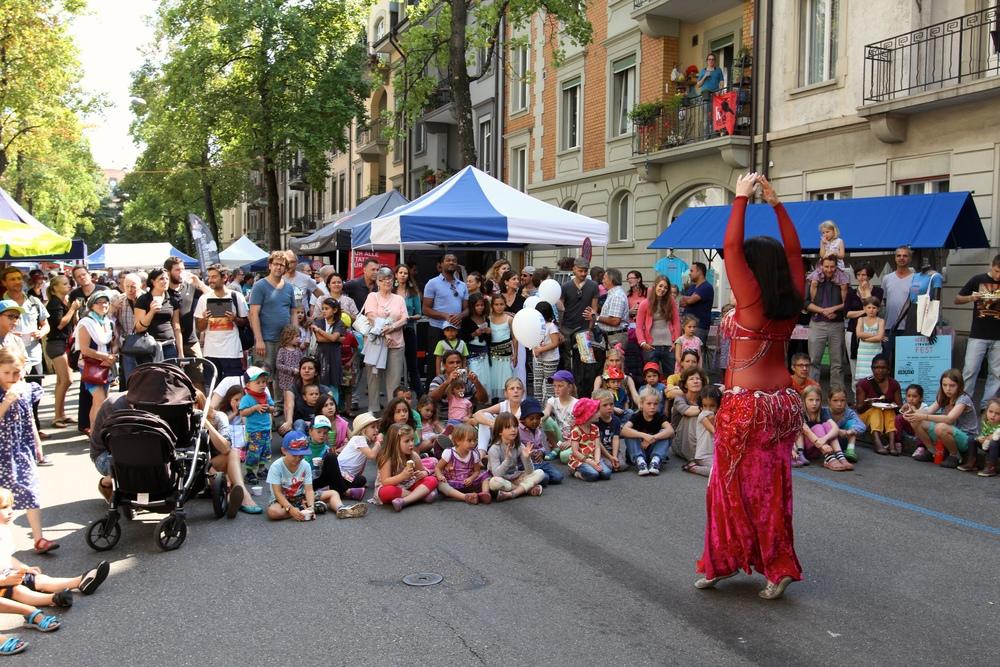 Herzogstrassenfest Bern