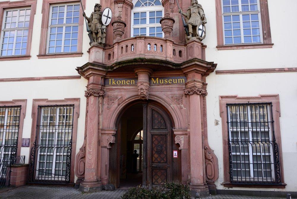 Ikonen Museum, Frankfurt.