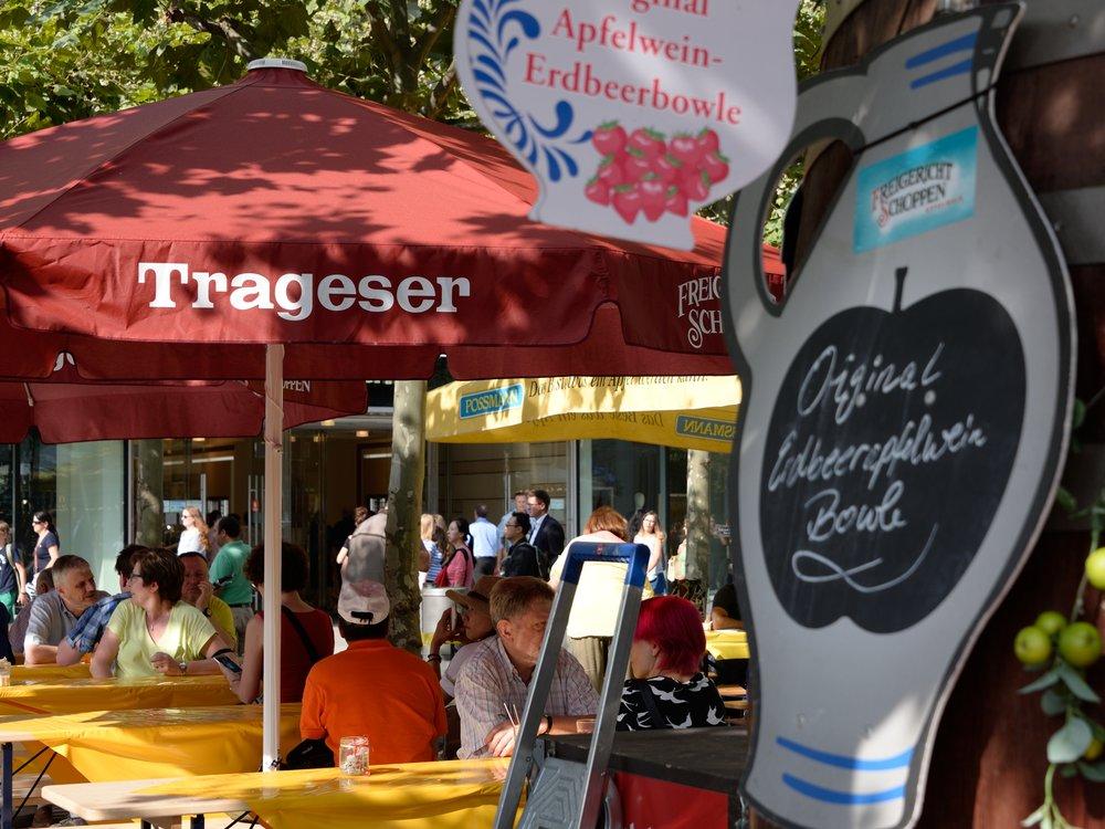 Copy of Apfelwein Fest, Frankfurt