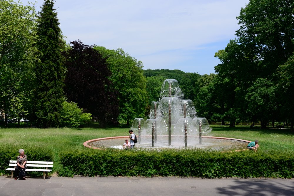 Kurpark, Bad Homburg