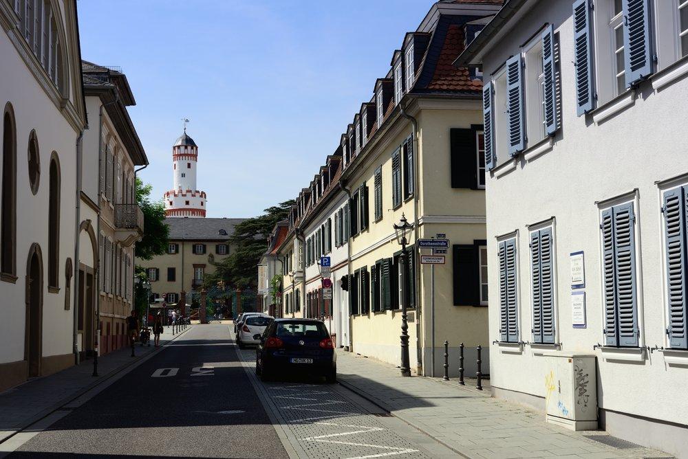 Dorotheenstraße, Bad Homburg