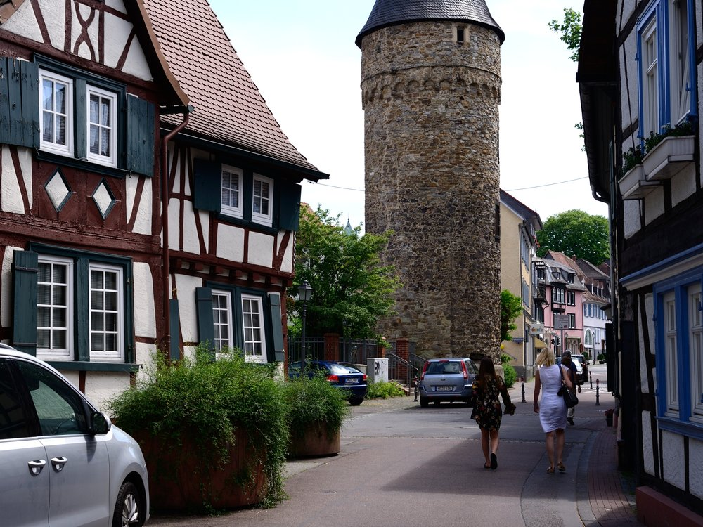 Bad Homburg old town
