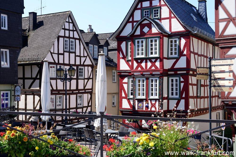 Wetzlar, World of Leica and Braunfels — WALK Frankfurt