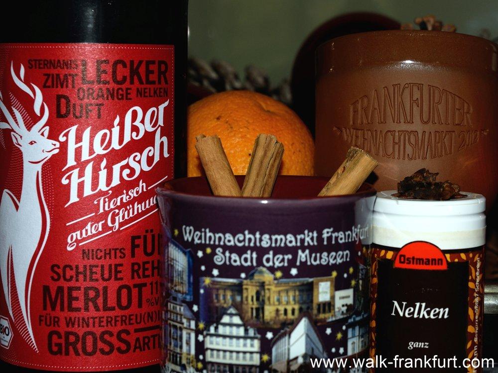 Frankfurt Glühwein Mug