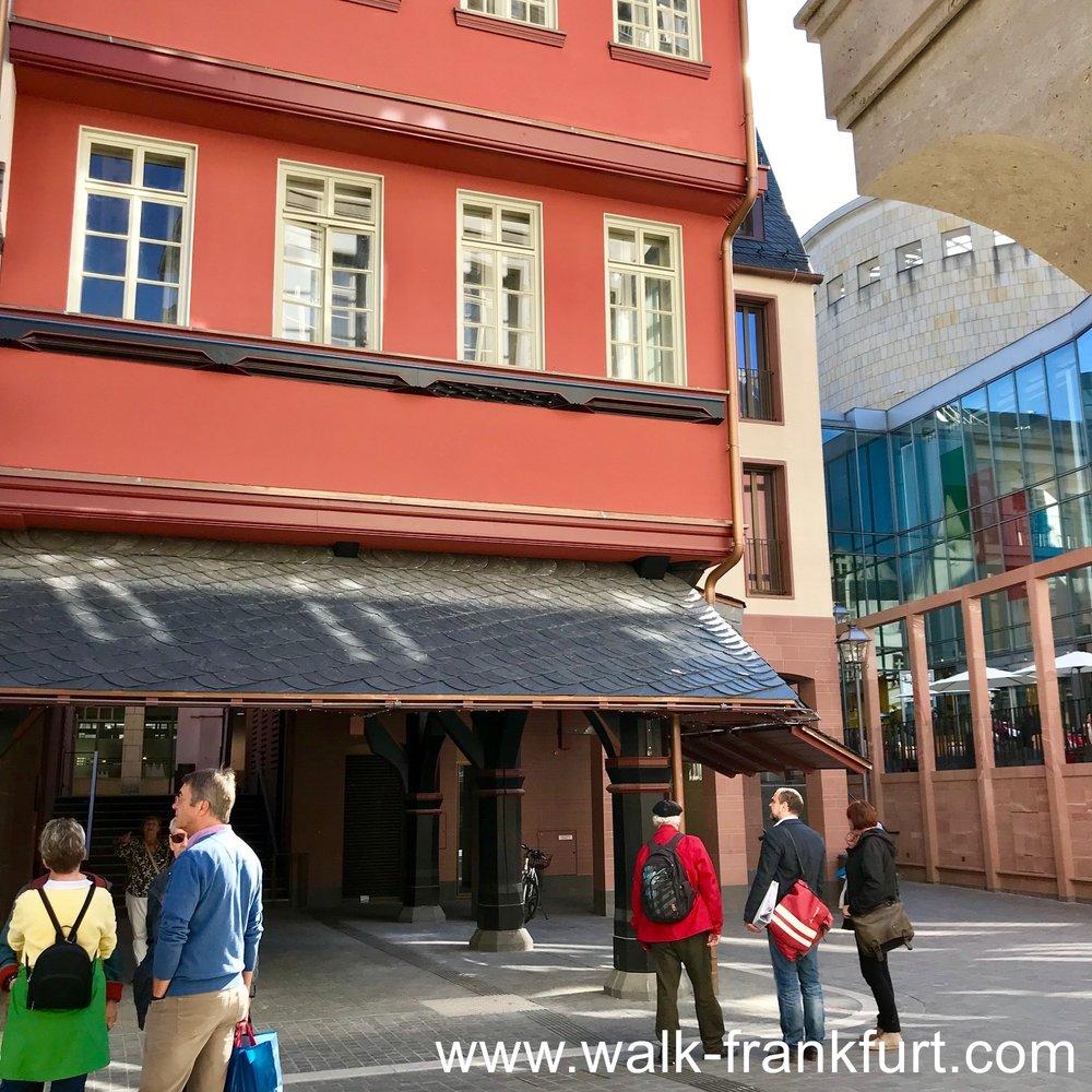Neues Rotes Haus, Frankfurt