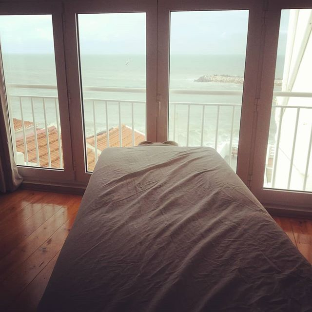 #relaxing #massagewithaview #deeptissuemassage #sportmassage #hereandnowportugal