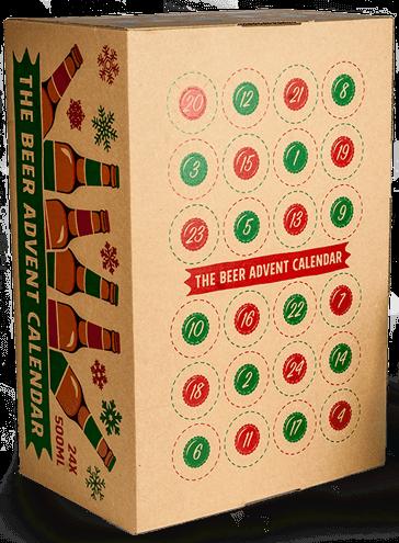 Advent Calendar The Biergarten