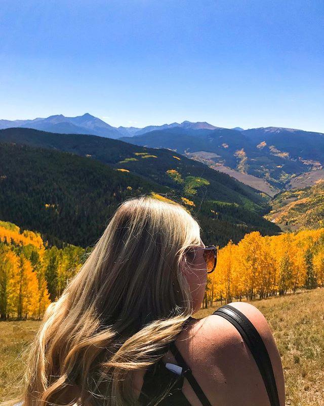 Rocky Mountain Mindset ⛰ #topofvail