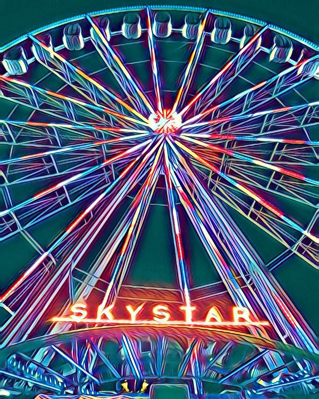 Round and Round II 🎡  #30daycontentchallengeday10