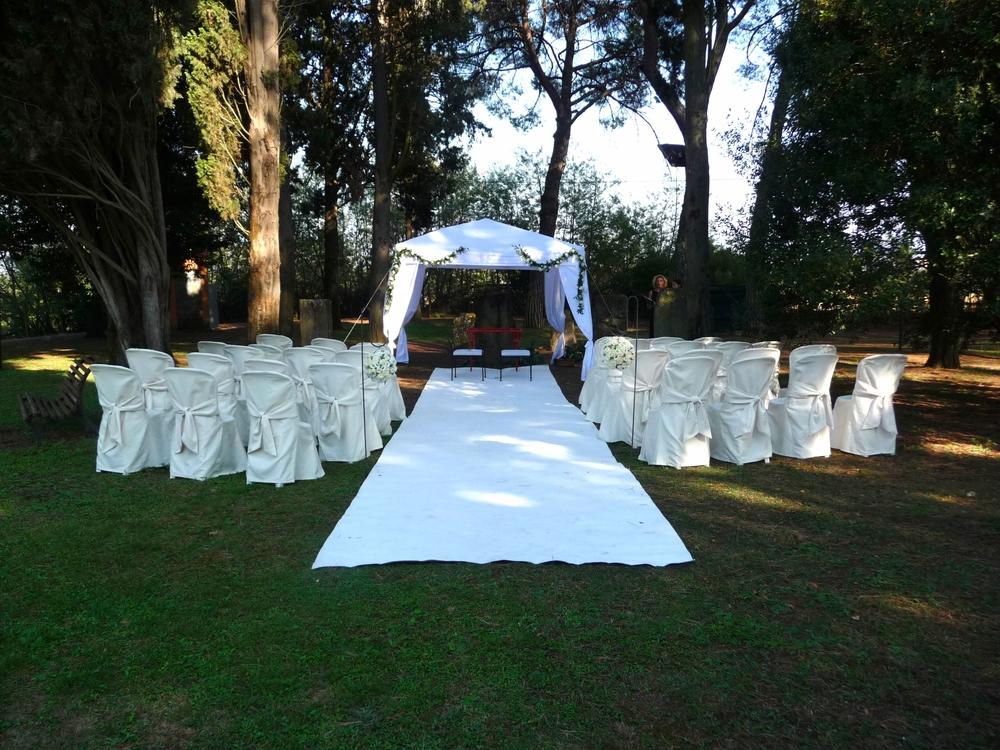 Weddings ceremonies