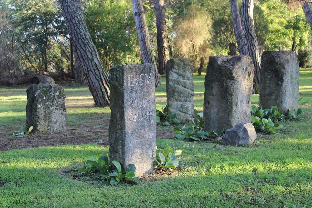 The Constantine Stone (Emperor Constantine 312 AD)