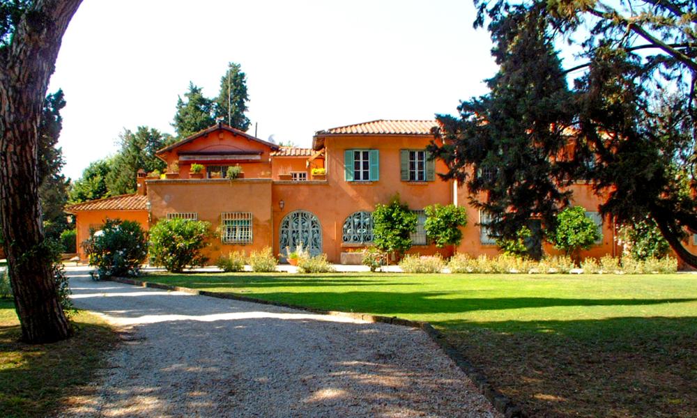 Roman Villa Silj, Rome, Italy