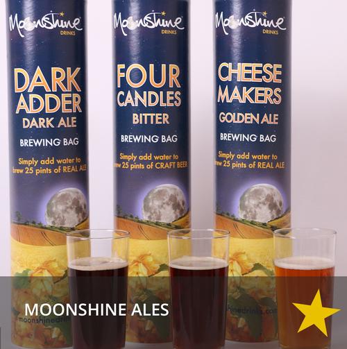 moonshine beers