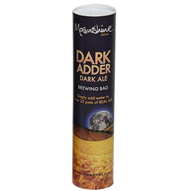 Dark adder porter brewing kit