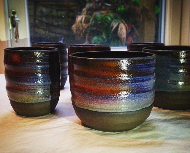 Ready for Christmas shopping..🌲handmade cappuccino cup Kr. 210,- www.trinefournais.dk #ceramics #handmade #craft #interior #kitchenware #cup #coffee #shopping #copenhagen #frederiksberg #trinefournais