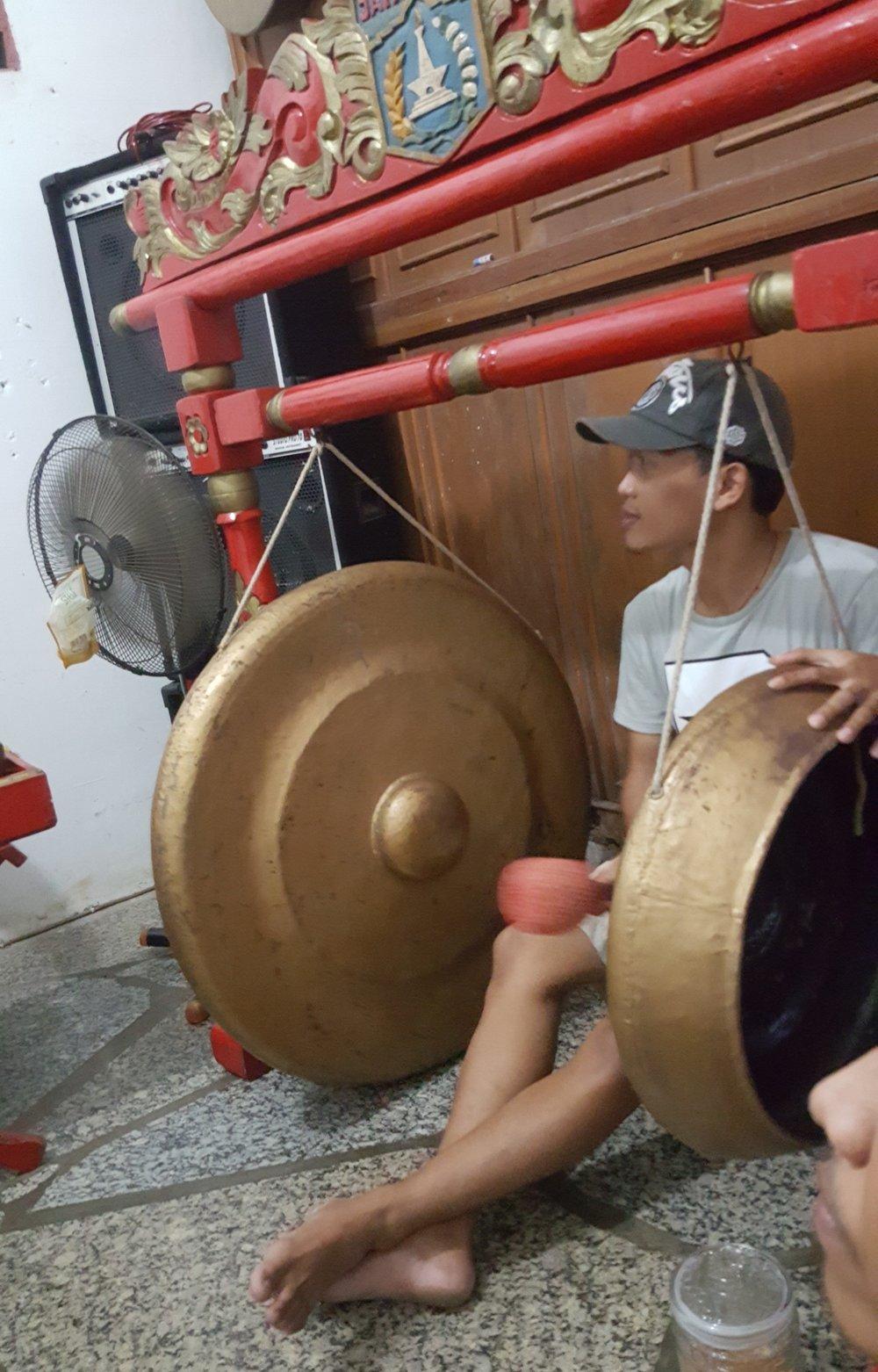 gong-kempul