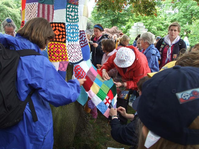 Fusion Festival - Girl Guiding Centenary Celebrations - 2010