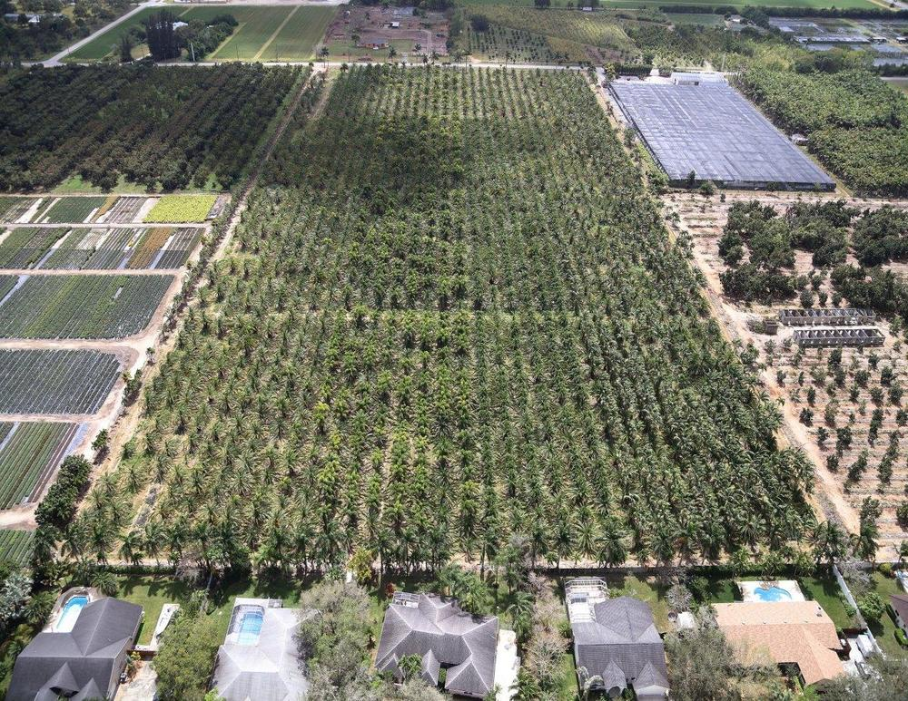 CET 20 Farms  17401 SW 272 Street. Homestead, Fl. 33031