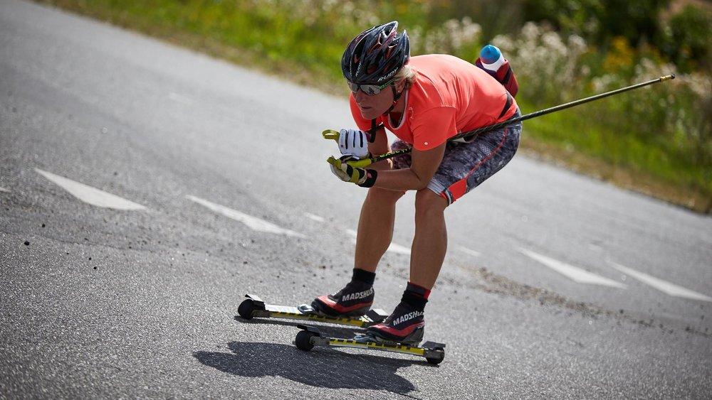 RULLESKI - 30/15 km FIS RACE & 100m sprint