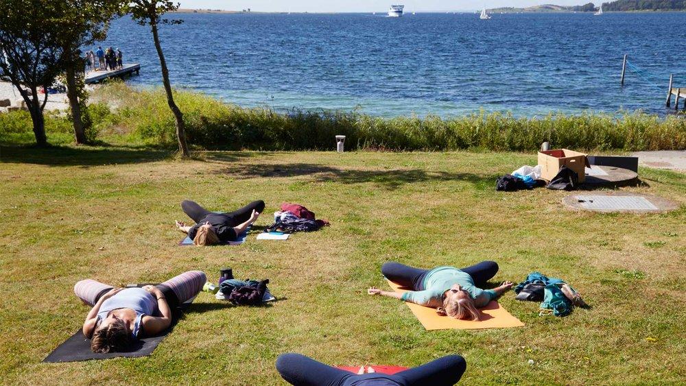 yoga - Gratis