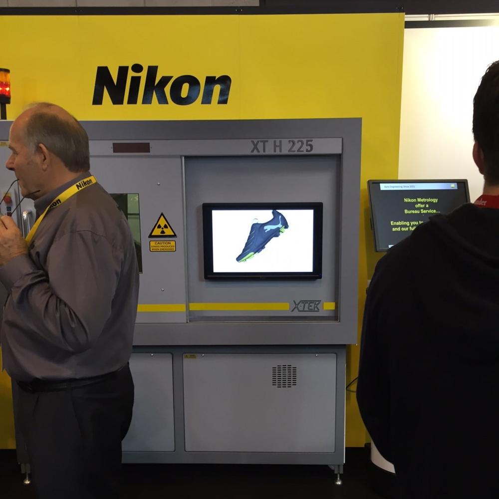 District Designs - Nikon 3D scanning technology