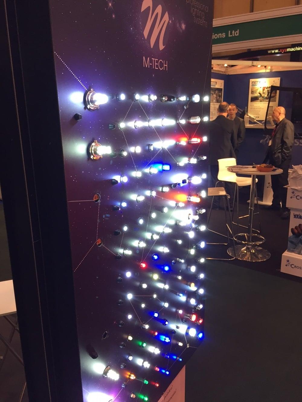 District Designs - M-tech lighting