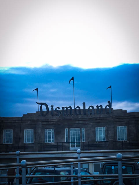 District Designs - Banksy Dismaland