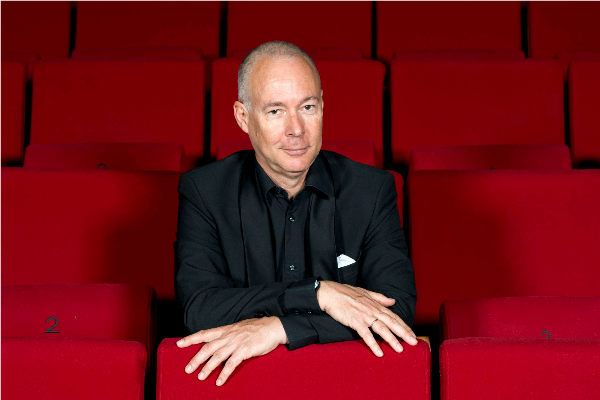 Wolfgang Doerner © Hugues Lagarde