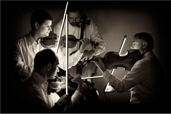 Talich Quartet © Bernard Martinez