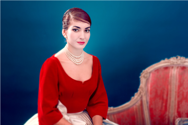 © Fonds de Dotation Maria Callas