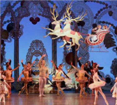 New York City Ballet / Paul Kolnik