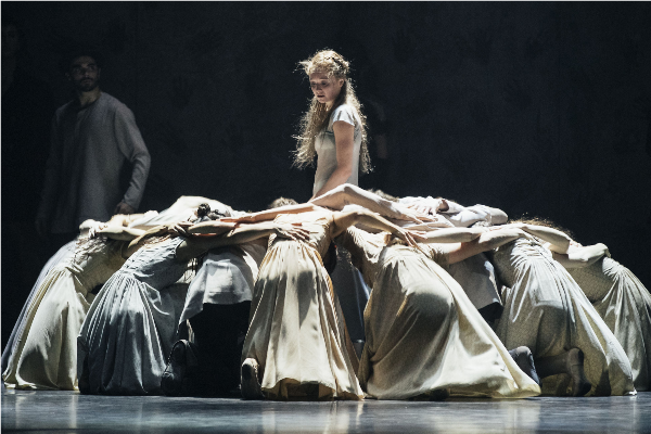 Nancy Osbaldeston dans Giselle © Filip Van Roe