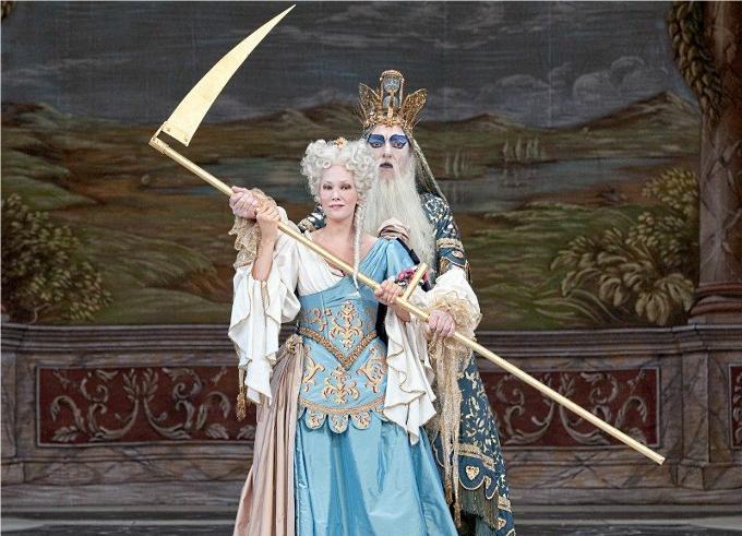 Atys (1676) - LULLYL'opéra français du XVIIe dans toute la splendeur du grand siècle mais qui, chose curieuse, pourrait presque être considéré comme un opéra contemporain puisqu'il a été redécouvert en 1987 !© Pierre Grosbois