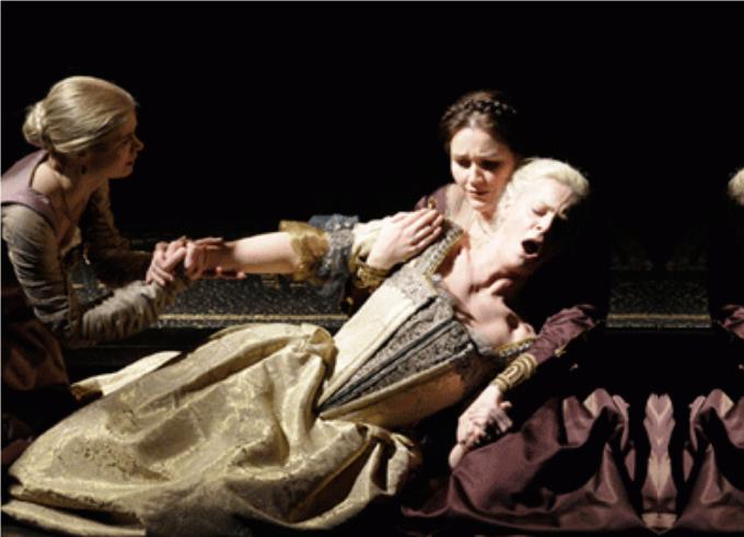 Dido and Aeneas (1689) - PURCELLTant de pauvres héroïnes abandonnées mais avec Didon c'est le pompon ! Elle a inspiré des quantités d'oeuvres dont ce sublime opéra où le grand lamento est un sommet de toute la musique classique.© E. Carecchio