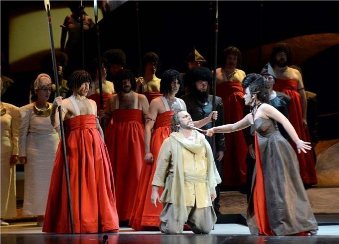 Norma (1831) - BELLINIL'icône Maria Callas a immortalisé l'aria Casta Diva qu'avec mauvais esprit, certains ont rebaptisé « casse-toi Diva » ! C'est lamentable car cet opéra des passions laisse nos cœurs tout serrés.© Michele Crosera