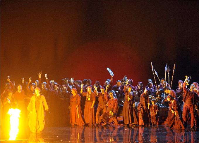 Il Trovatore (1857) - VERDILa musique de Verdi ne supporte pas la médiocrité. Il faut les quatre meilleurs chanteurs du monde pour incarner les héros de Trovatore. Un point c'est tout !© Michele Crosera