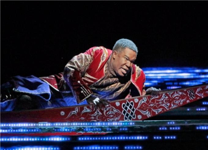 L'amour de loin (2000) - SAARIAHOMusique qui utilise les nouvelles technologies + livret de toute beauté = chef-d'œuvre ! Même si dépité, l'on constate que Saariaho est la seule compositrice de ce classement, comme un reflet des époques passées, hélas !© Ken Howard / Metropolitan Opera