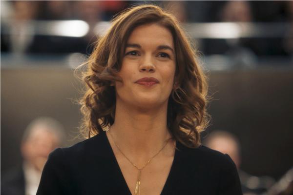 Marie Sophie Ferdane (Hélène Barizet)  © Merlin Productions