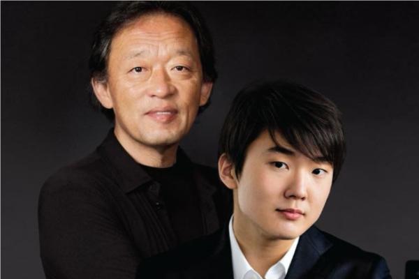Myung Whun Chung et Seong-Jin Cho © Deutsche Grammophon