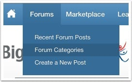 Forums in BiggerPockets, an online site for real estate investing