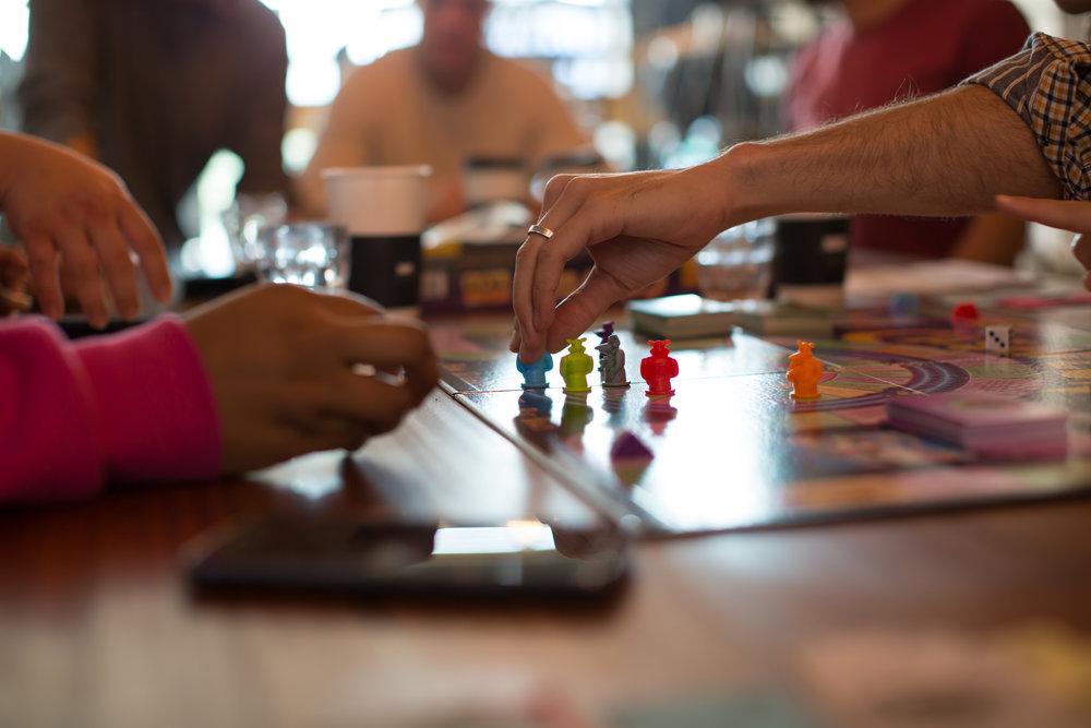Playing Cashflow