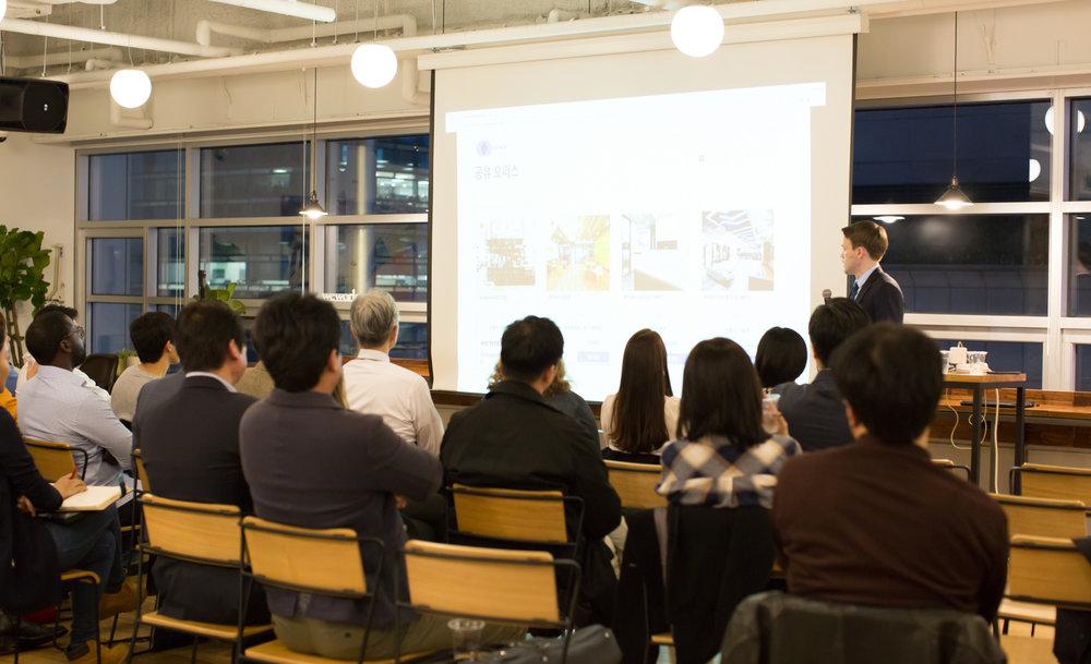 Technology in Real Estate: Venn Korea, Simple Spaces, Cupix, CRE Korea, Ehab