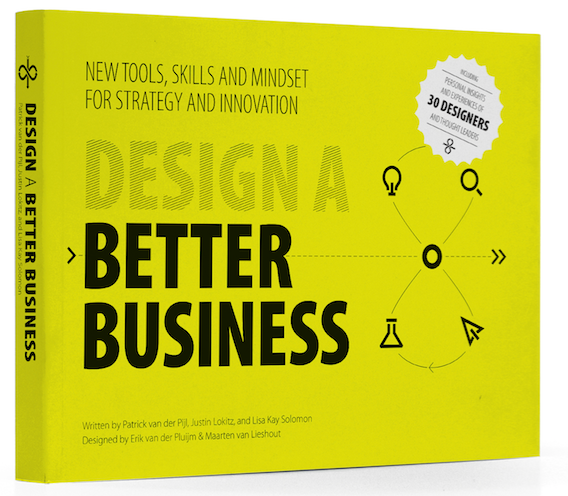 Design A Better Business Patrick Van Der Pijl
