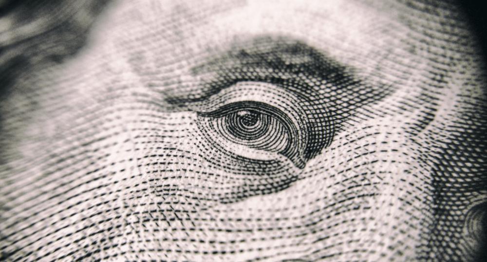money bill ben franklin