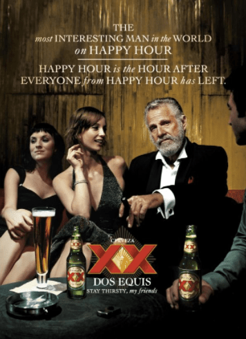 Image Credit: Dos Equis