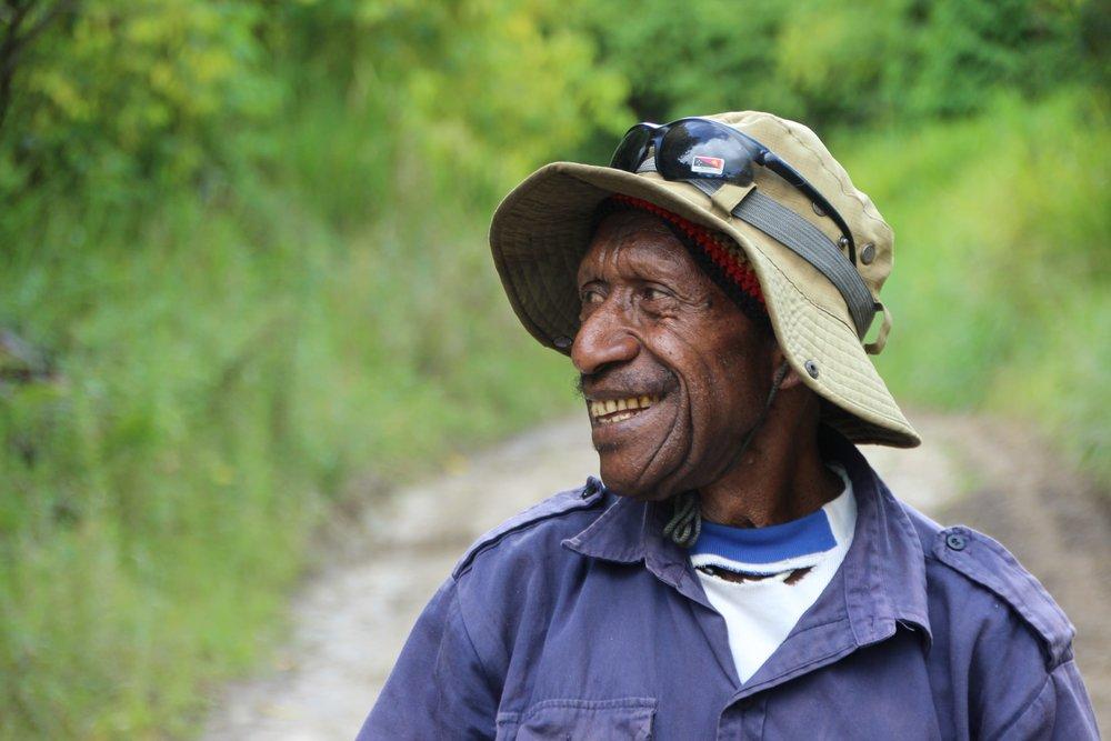 PNG farmer
