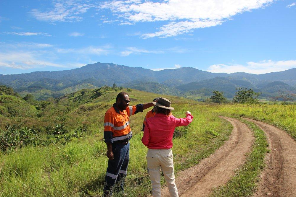 Developing World Farm Land