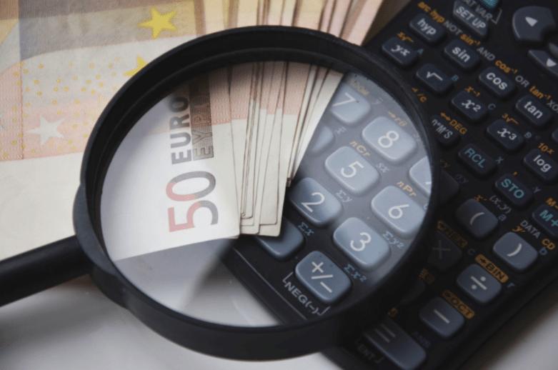 Business Model Canvas Financials