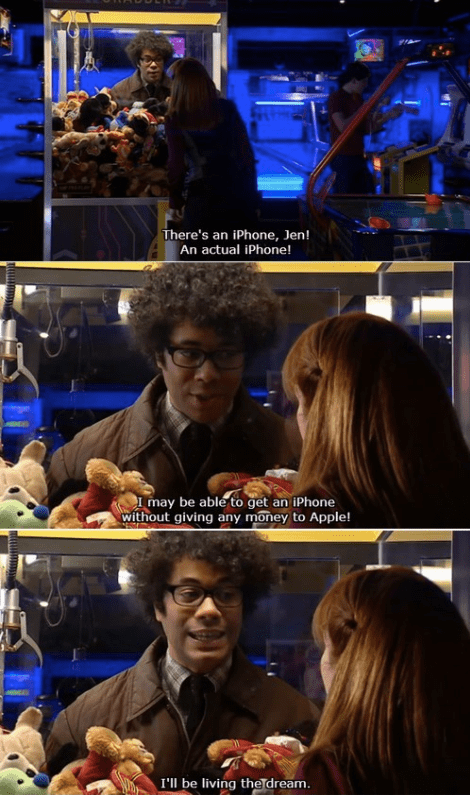 Image Credit: The IT Crowd