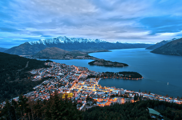 Queenstown Lovemark